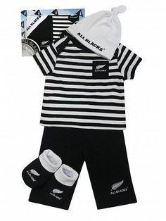 All Blacks Rugby 4-piece Newborn Baby Gift Set  http://www.shopenzed.com/all-blacks-rugby-4-piece-newborn-baby-gift-set-xidp663445.html