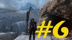 Rise of the Tomb Raider #6 Посёлок лесорубов - Прохождение игры XBOX Gam...