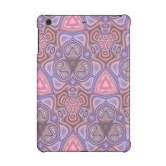 Colorful unique pattern iPad mini retina cases