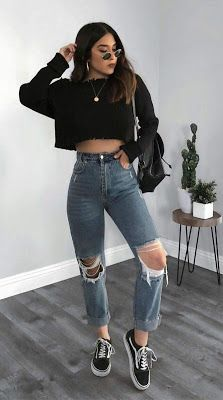 S clothing stores hyderabad casual outfits for teens i Winter Fashion Outfits, Spring Outfits, Party Fashion, Fashion Dresses, 90s Fashion, Jeans Fashion, Outfit Summer, Winter Fashion For Teen Girls, Trendy Fashion