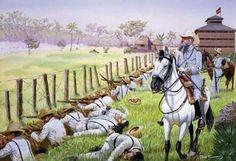 La batalla de El Caney se libró el 1 de julio de 1898 durante la Guerra hispano-estadounidense. 500 soldados españoles contuvieron durante doce horas, hasta agotar municiones, a la 5ª División Norteamericana de Henry W. Lawton, formada por 6 899 hombres.