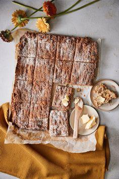 Peltiteeleipä   Arjen nopeat, Suolainen leivonta   Soppa365 Savory Pastry, Desert Recipes, Deserts, Brunch, Snacks, Baking, Appetizers, Bakken, Postres