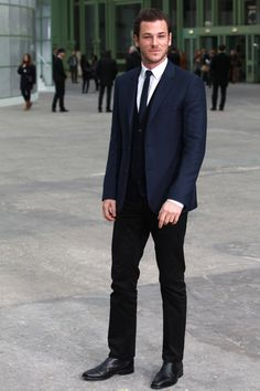 Gaspard Ulliel, Mens Fashion Suits, Mens Suits, Actor Model, Formal Wear, Beautiful People, Beautiful Things, Celebrity Crush, Actors & Actresses