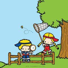 Patty & Jimmy:)