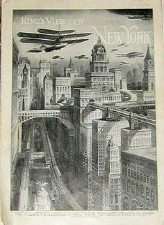 King's Views of New York (1911)