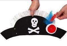 2-3 ans-Déguisement Fille Enfants Pirate Deck Main Pirate Semaine Du Livre