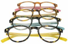 Bensimon eyewear Collection printemps-été 2017, Optique et solaire. Des couleurs vitaminées, des tattoos sur les faces, des impimés sur la branches... de quoi égayer vos journées dici lété