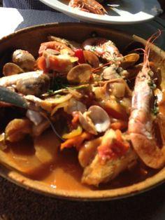Cataplana in Portugal