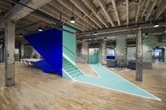 Gallery of Coworkrs / Leeser Architecture - 1