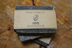 Coffee Cold Process Soap