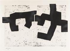 Eduardo Chillida - ALDIKATU IV (K. 72012), 1973,...