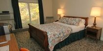 Room 203, The Lodge  www.appletree-inn.com  Directly across from #Tanglewood and #Kripalu in the #Berkshires.