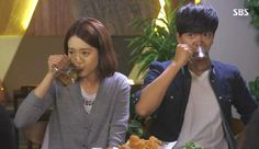 """You're All Surrounded"" Episode 15 – We're All Awkward Cha Seung Won, Lee Seung Gi, You're All Surrounded, Police Detective, May 7th, Drama Movies, Denial, Awkward, The Twenties"
