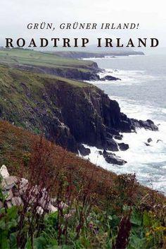 Irland Sehenswürdigkeiten an der grünen Westküste