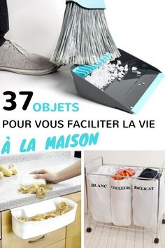 37 Objets Pour La Maison Qui Vont Faciliter Votre Vie !