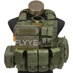 CIRAS type Marinetime Ranger Green