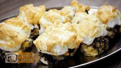 Guam, Mashed Potatoes, Cauliflower, Muffin, Vegetables, Poppy, Ethnic Recipes, Food, Whipped Potatoes