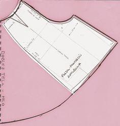 New diy ropa pantalones skirts ideas Dress Sewing Patterns, Sewing Patterns Free, Sewing Tutorials, Clothing Patterns, Sewing Pants, Sewing Clothes, Fashion Sewing, Diy Fashion, Diy Kleidung
