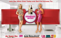 Wines by Wives from some of my fav Bravo Ladies RHOOC