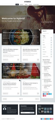 19 Best Ghost Responsive Themes images in 2015 | Blog
