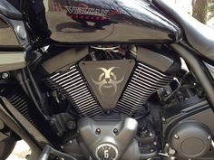 Blacked Out Vaquero - My Winter Project - Vulcan Bagger Forums