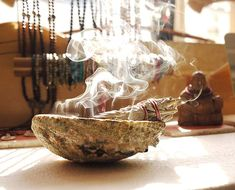 Smudging, Sacred Bowl Blessings