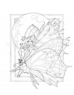 Jody Bergsma Coloring Pages. This is more proof adults should color too.