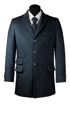 giaccone blu