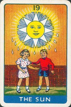 Sumada's Treasure Box - Thomson - Leng Tarot - The Sun