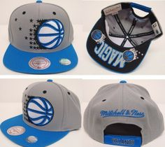 NBA Orlando Magic Snapback Hat (4)  1be6c4fe06d1