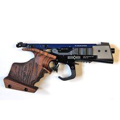 MG4 .32 centerfire target pistol