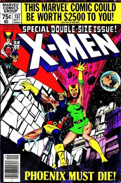 Uncanny X-Men #137 (Cover by John Byrne)
