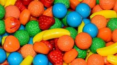 Candy fruit – Monday's Sweet Daily Jigsaw Puzzle