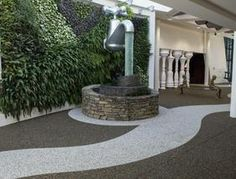 PebbleStone Flooring- Concrete Resurfacing