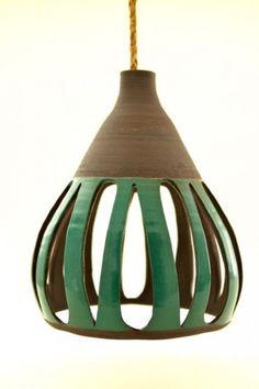 Lamps : Heather Levine Ceramics  Love her work!