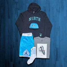 Complement your kicks with fresh apparel from the Jordan Retro 11 Collection.