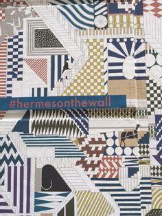 fourfancy Magazine: Hermes wallpapers