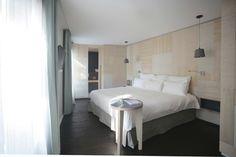 Hotel Design avec vues sur le canal Saint Martin