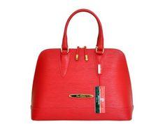 Luxusná dámska kabelka Pierre Cardin #pierrecardin #handbag #leather #designer #womensfashion #fashion #womensbags #style #red
