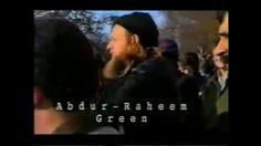 P2 - Blast from the Past    Abdul Raheem Green vs Nation of islam   Old ...
