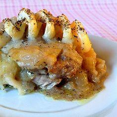 Doskonałe danie w niecodziennej odsłonie Meat, Chicken, Food, Essen, Meals, Yemek, Eten, Cubs