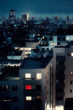 anotic:  Meguro City, Japan | Alex Robertson