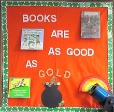 Books Are as Good as Gold