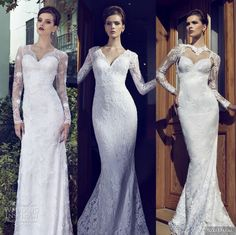 Editor's picks: Top 3 Wedding dresses from Riki Dalal 2014 #Wedding Dress Collection Which is your favorite wedding dress? #weddings #weddingdresses #editorspicks #bridal  More at http://weddinginspirasi.com/2014/01/23/riki-dalal-wedding-dresses-2014-bridal-collection/