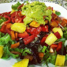 Burrito Salad - Fitnessmagazine.com