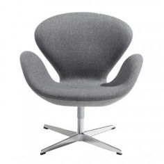 Arne Jacobsen Swan Chair available at: http://www.suiteny.com/product/detail/69/2/19