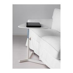 SVARTÅSEN Laptop stand - white - IKEA
