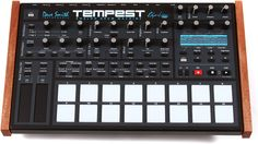 Dave Smith Instruments Tempest  Item ID: Tempest    Analog/digital Hybrid Drum Machine and Synth
