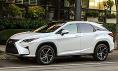 2017 Lexus RX 350 – New Style and a New Heart