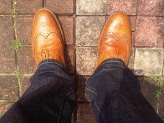 The Tan Shoe Appreciation Thread